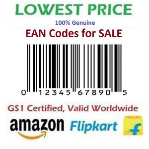 EAN Code for Amazon