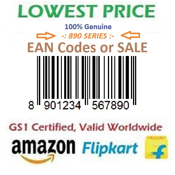 Indian Series EAN Barcode - Acquire Code